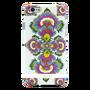 So Seven COQUE SPIRIT MOTIFS FLEURAUX COLORES BLEUS IPHONE 6/6S