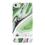 So Seven COQUE CARRARE DEGRADES VERTS ET BLANCS IPHONE 7/8