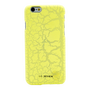 So Seven  COQUE GRAPHIC PASTEL CRAQUELEE JAUNE IPHONE 6/6S
