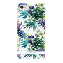 So Seven COQUE RIO  IMPRIMES TROPICAUX VERTS ET VIOLETS IPHONE 7/8