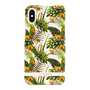 So Seven COQUE RIO IMPRIMES HIBISCUS JAUNES IPHONE X