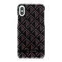 So Seven COQUE PARIS TRIANGLES NOIR/ROSEGOLD: APPLE IPHONE X/XS