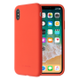 So Seven COQUE SO SEVEN SMOOTHIE SILICONE ORANGE IPHONE  X