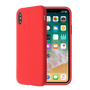 So Seven COQUE SO SEVEN SMOOTHIE SILICONE ROUGE IPHONE  7/8