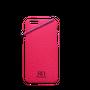 So Seven COQUE FLUO CRAQUELEE ROSE ET BRACELET IPHONE 5/5S