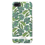 So Seven COQUE JUNGLE FLEURS VERTES ET FOND BLANC , IPHONE 7/8