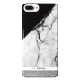 So Seven COQUE MARBLE SILVER IPHONE 7/8 PLUS