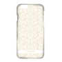 So Seven COQUE MIDNIGHT CUBIC BLANC/OR APPLE IPHONE 6/6S