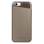 So Seven COQUE METALLIC EFFECT  SIMILIR CUIR OR IPHONE 7/8