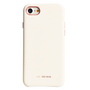So Seven COQUE COLORS SIMILI CUIR BLANC IPHONE 7/8