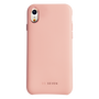 So Seven COQUE COLORS SIMILI CUIR ROSE POUDRE IPHONE X