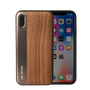 So Seven COQUE SULFUROUS + BOIS OR: APPLE IPHONE X/XS