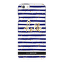 So Seven  COQUE BORD DE MER BLEUE IPHONE 6/6S