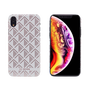 So Seven COQUE PARIS TRIANGLE BLANC/ROSEGOLD: APPLE IPHONE XR